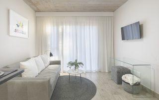 2 Bedroom interior